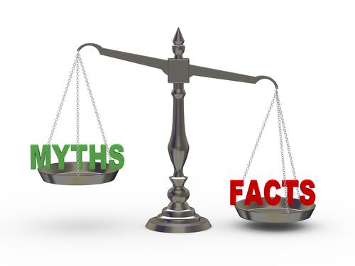Myth busting time