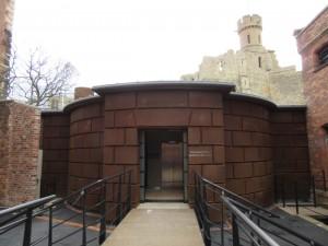 David P J Ross Magna Carta Vault