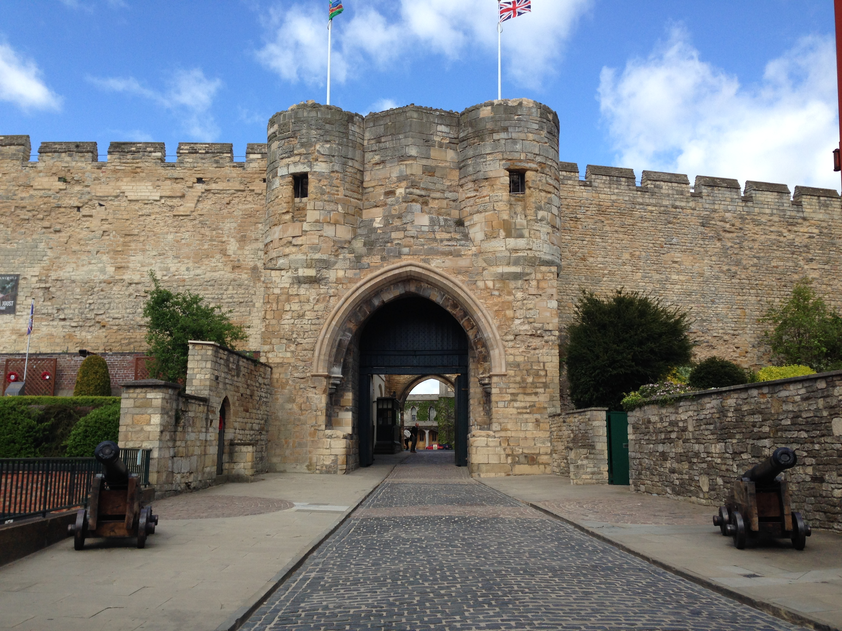 Manorial Counsel Visit Lincoln Castle Magna Carta