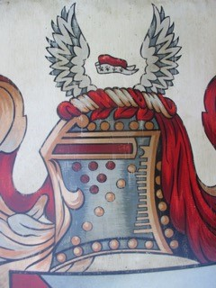Heraldry; The Crest