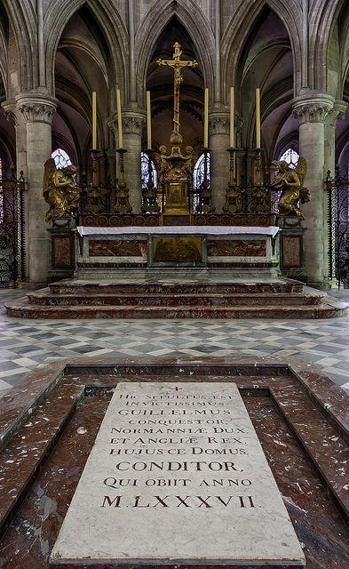 The Death of William the Conqueror