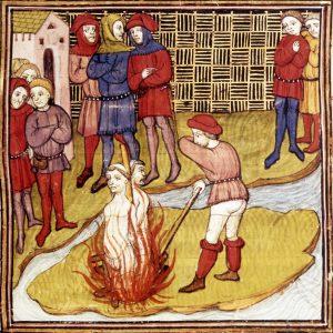 Templars Burning - Wikipedia Image