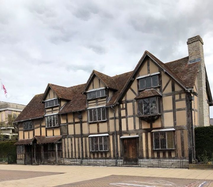 Shakespeares birthplace, Stratford Upon Avon