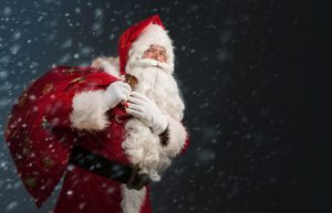From St Nicholas to Santa Claus